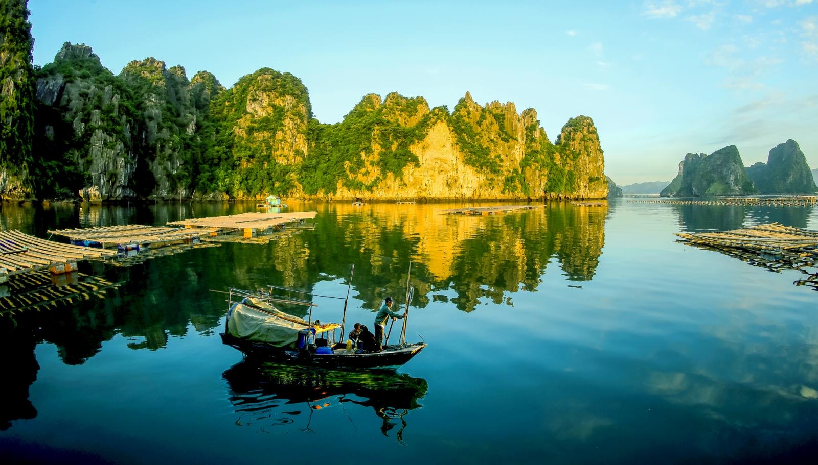 Tour Ha Long - Khám phá vẻ đẹp đắm say của Bái Tử Long